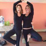 Partner Yoga at Karuna Detox