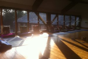 Yoga Studio at Karuna Detox Retreats
