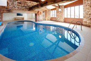 Swimming Pool at Karuna Detox Retreat