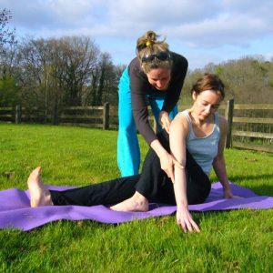 Yoga on Karuna Detox