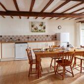 Beech Kitchen, a 2 bed cottage on Karuna Detox Retreats